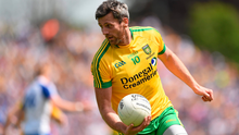 Christy Toye of Donegal has confirmed his retirement. Photo: Sportsfile