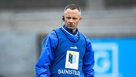 New Westmeath hurling boss Joe Fortune during his time in charge of Ballyboden St Enda's. Photo by Piaras Ó Mídheach/Sportsfile