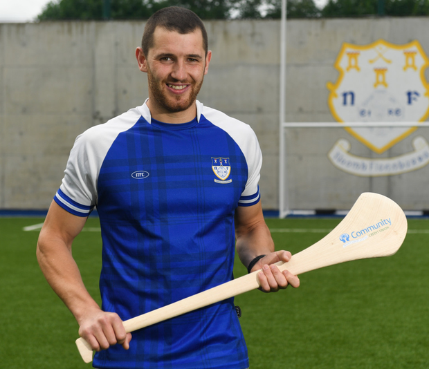 'Someone said we were small and the stick made us equal,' hurler Eamonn Dillon says of growing up and playing in Cabra