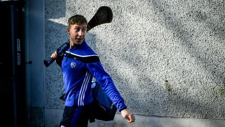Laois forward Ross King believes the benefits of playing inter-county hurling deserve more attention. Photo: Sportsfile