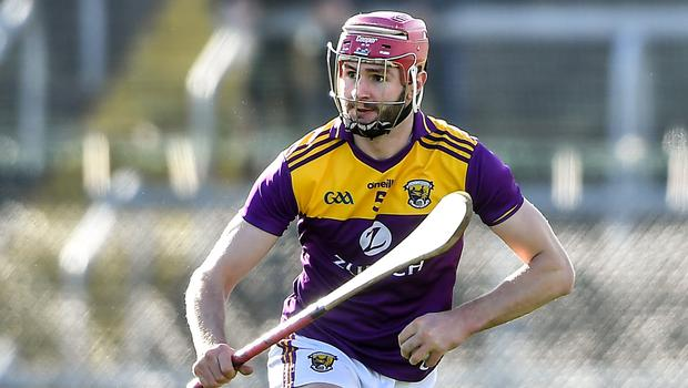 Paudie Foley has opted out of the Wexford senior hurling squad for this year