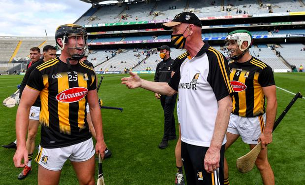 The ever-hungry Brian Cody has guided Kilkenny to another Leinster final