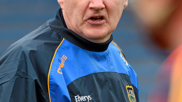 'It's incredible to think that [Tipperary] manager Eamon O'Shea has not won a Munster Championship game yet'