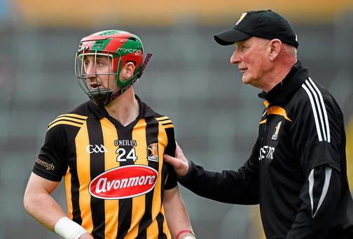 Eoin Larkin has shown Brian Cody that he's happy to sacrifice his scoring game for the greater good of the team