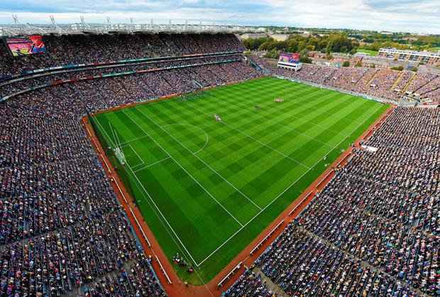 Another full house at Croke Park, this time for the All-Ireland hurling final replay between Kilkenny and Tipperary, but when will players get a percentage of the revenue?