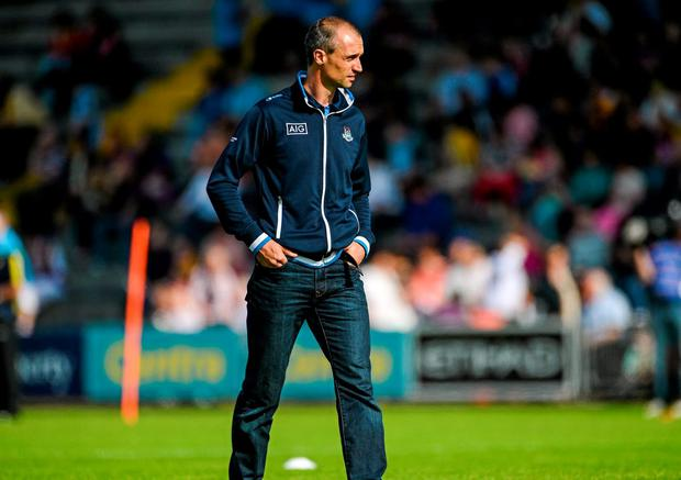Outgoing Dublin hurling coach Tommy Dunne