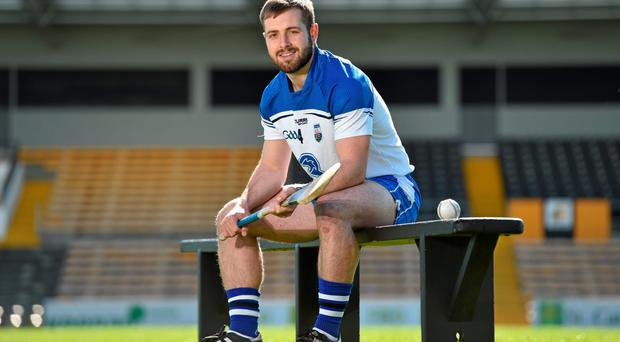 Waterford defender Noel Connors is gearing up to face the challenge of Tipperary at Nowlan Park on Sunday