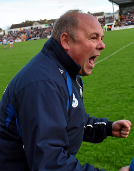 'The young lads respect Derek McGrath, they have great time for him and great time for Dan Shanahan'