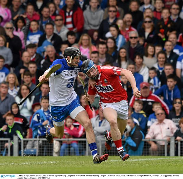 Munster crunch: Waterford v Cork