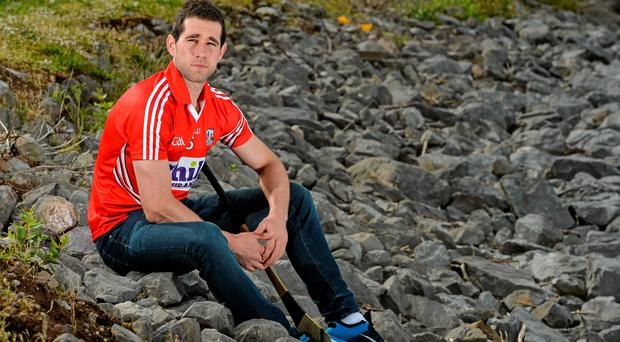 Mark Ellis hopes to offer a strong presence in the Cork defence