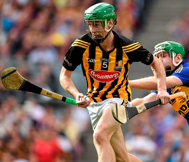 If there's a player with the potential to fill that gap left by JJ Delaney's departure, it's Joey Holden SPORTSFILE