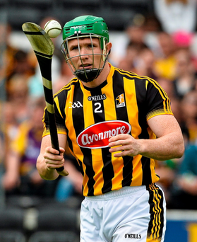Kilkenny's Paul Murphy collects his fourth All Star