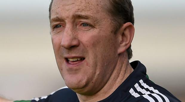 Brian Whelahan has stepped down as Offaly manager