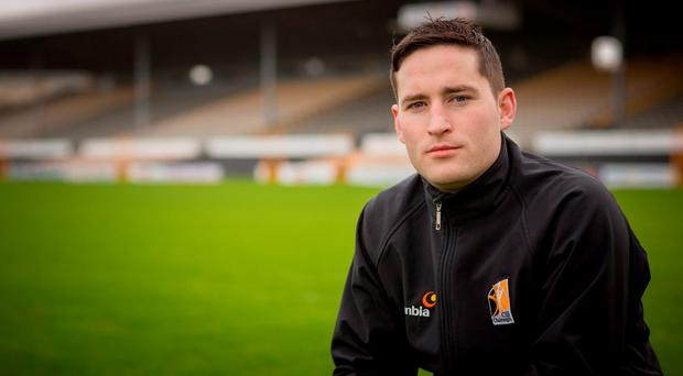 Richie Doyle's passion remains even though he is now an outsider looking in on the Kilkenny set-up Photo:Dylan Vaughan