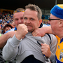 Clare manager Davy Fitzgerald