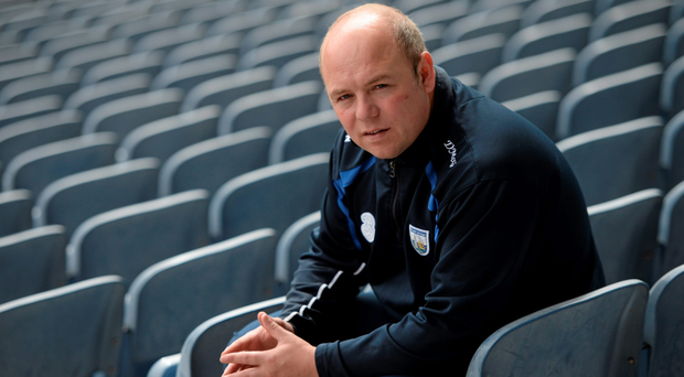 Waterford manager Derek McGrath says his team need to get 'way better'. Photo: Sportsfile
