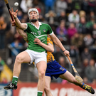 'I expect Cian Lynch to have a big game for Limerick, and the Tipperary supporters to have a considerably less comfortable afternoon than they might expect' Photo: Sportsfile