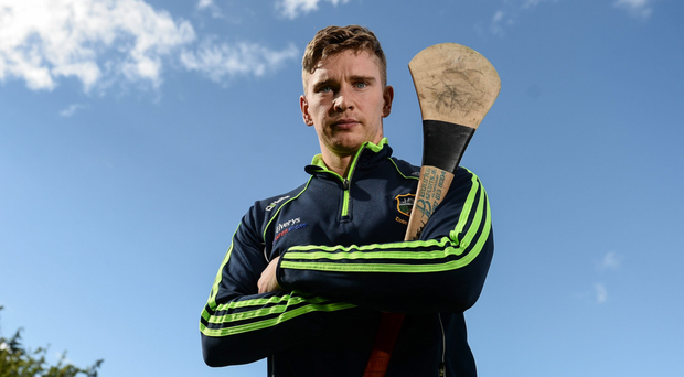 Brendan Maher: 'Teaching an autistic class has opened my mind; it's completely life-changing' Photo: Sportsfile