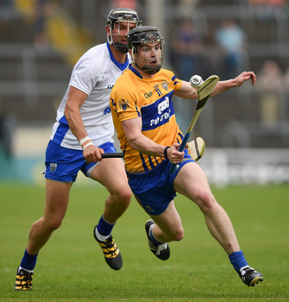 Tony Kelly is among a number of Clare players capable of exposing Galway's limitations at the back. Photo: Ray McManus/Sportsfile