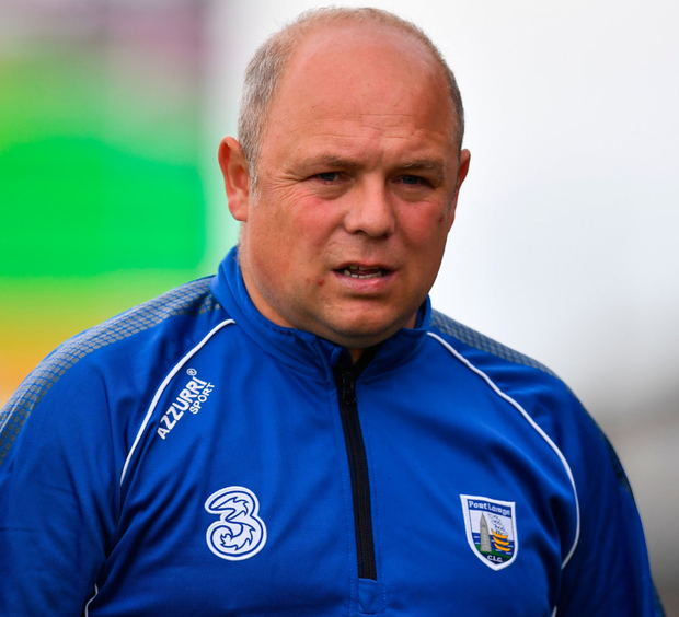 Former Waterford manager Derek McGrath is set to be unveiled as part of the Laois minor hurling management