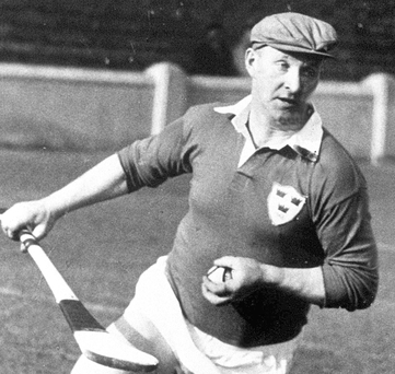 Christy Ring was a star attraction when the Railway Cup was drawing big crowds