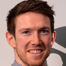 Séamus Hickey: 'Optimistic and positive'