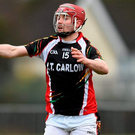 Chris Bolger of IT Carlow. Photo: Sportsfile