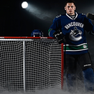 Wexford hurler Lee Chin swapped his boots for a pair of ice skates to join NHL team the Vancouver Canucks as part of the Toughest Trade, which airs on RTÉ2 tonight. Photo: Sportsfile