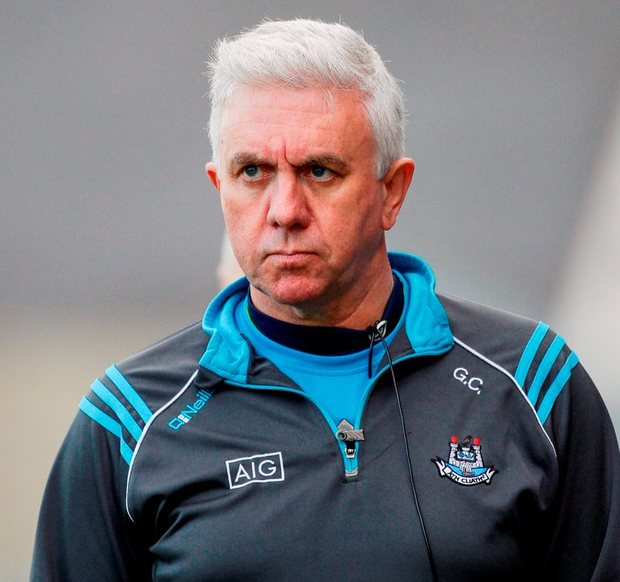 'Some of the criticisms levelled at Ger Cunningham from outside the camp are belied by the attitude the players have shown.' Photo: Sportsfile