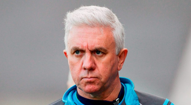 'As for Ger Cunningham, he was always going to be under close scrutiny once some players opted not to join the Dublin panel. The pressure increased when Dublin were relegated.' Photo: Sportsfile