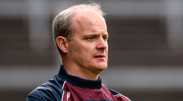 Galway hurling boss Micheál Donoghue. Photo: Sportsfile