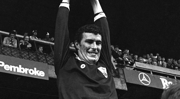 Former Galway player Joe Connolly