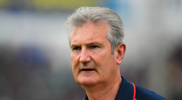 Since the decision of Kieran Kingston (p) to step away late last month, Cork chiefs have weighed up a crucial appointment in terms of the development of the county's exciting senior side. Photo: Sportsfile