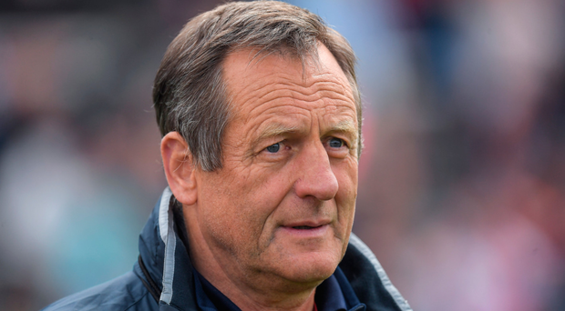 John Meyler is the new manager of the Cork hurlers