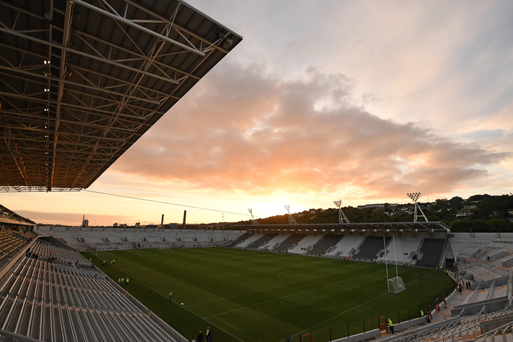 The firm has designed the new 43,000 Pairc Uí Chaoimh in Cork Photo: Sportsfile