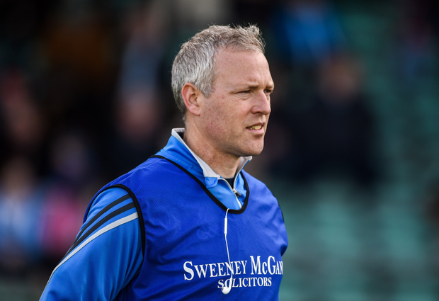 Shane O'Neill: 'They are all different. Different buttons need to be pressed with different guys' Photo: Sportsfile