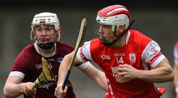 Con O'Callagahan has become the front-runner in an attack containing experienced county players