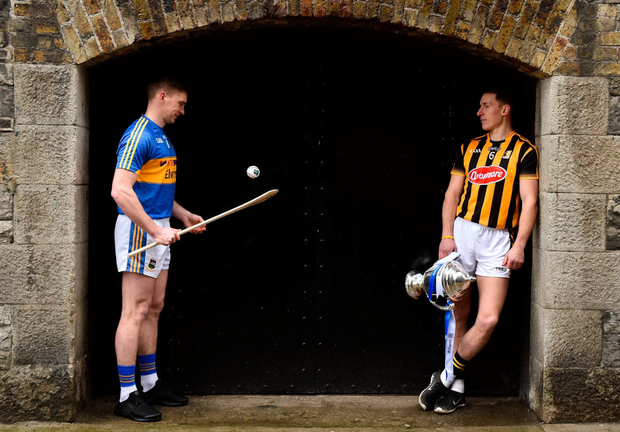 Brendan Maher and Cillian Buckley