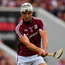 Dáithí Burke will play a crucial role in Galway's hopes of retaining their All-Ireland title. Photo: Sportsfile