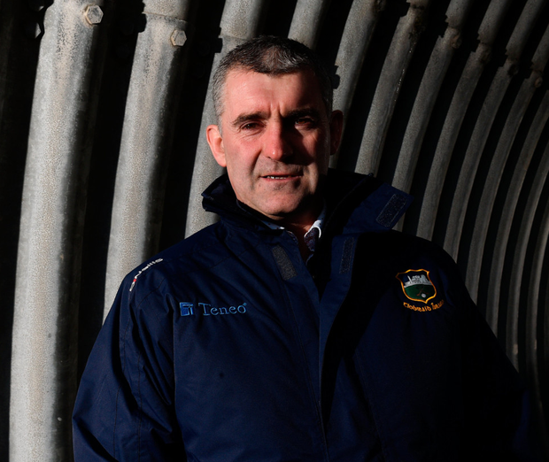 Liam Sheedy knows what it takes to win over a sceptical public. Photo: Sportsfile
