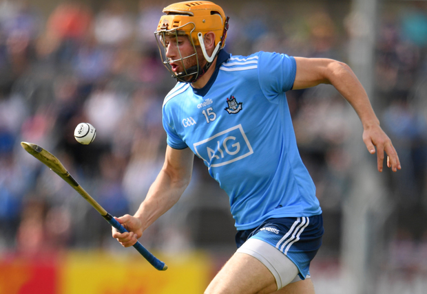 Eamonn Dillon is one of the leading lights in the Dublin forward line