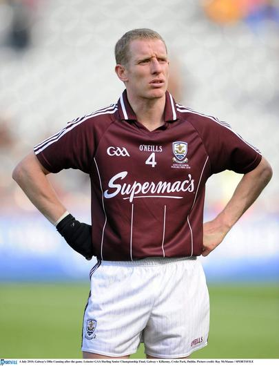 Galway's Ollie Canning
