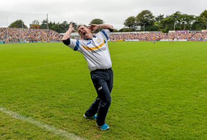 Clare manager Davy Fitzgerald will lead his side into battle against Limerick in the Munster hurling championship this weekend