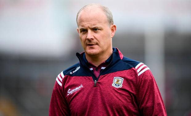 Mícheál Donoghue has withdrawn from the race to become the new Galway senior hurling manager