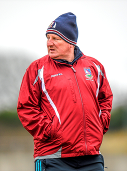 Galway ladies football manager Kevin Reidy