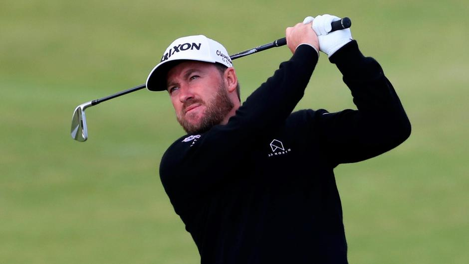 Graeme McDowell is grappling with the mental side of the game