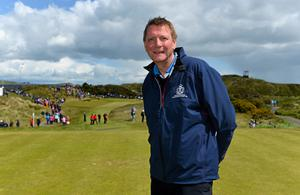 Royal Co Down captain Kenneth McCaw: 'We have worked hard as a club to have open arms'