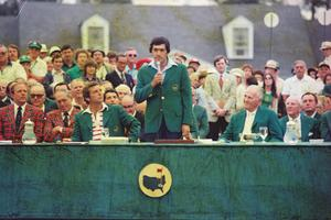 Seve Ballesteros: 'When I saw it, Augusta gave me a very familiar feeling. These were my trees, my colour of green'
