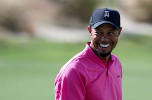 Tiger Woods Picture: Getty