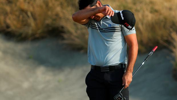 Jason Day: Struggling with vertigo